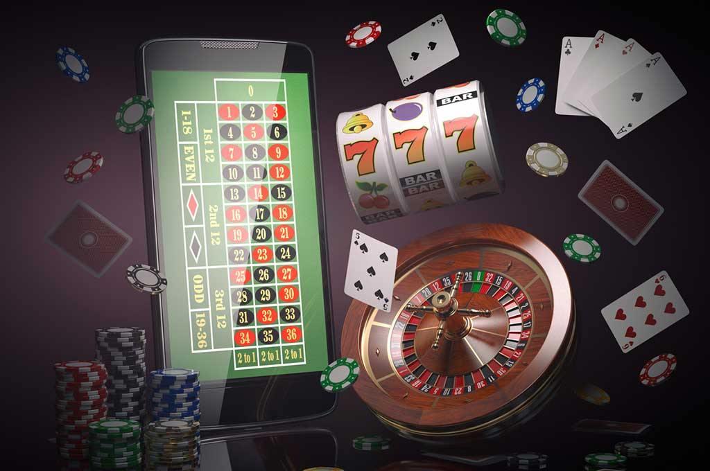 Spelas mycket på olika casinospel